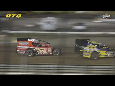 New Egypt Speedway   Modified Feature Highlights   9/4/21 - dirt track racing video image