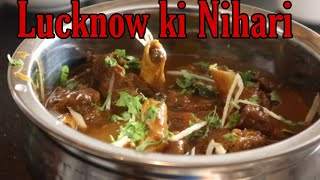 Lucknow ki Special Nihari | Cook with Masters |Fairfield  by Marriott Lucknow