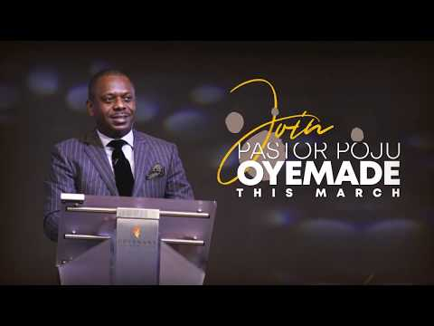 The Blood that Speaks with Pastor Poju Oyemade