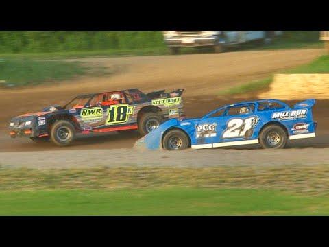 Pro Stock Feature | Eriez Speedway | 6-27-21 - dirt track racing video image