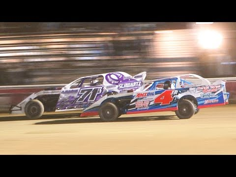 E-Mod Feature at Stateline Speedway (Busti, NY) on Saturday, May 18th, 2019!  Results: Dennis Lunger, Randy Hall, Mike Kinney, Butch Southwell, Steve Rex, Tim Peterson, Al Brewer, Dan Sassoon, Anthony Harris, Tim Rockwell, Mike Eschrich, Mark Thrasher, Justin Carlson, Cale Crocker, Zach Johnson, Greg Johnson, Dave Lamphere, Michael McGee, Deven Dudenhoeffer, Ron Seeley, Ray Houser - dirt track racing video image