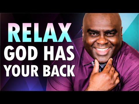 RELAX, God Has Your BACK - Morning Prayer
