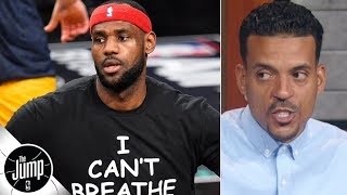 The Donald Sterling saga was a turning point for NBA player empowerment - Matt Barnes | The Jump