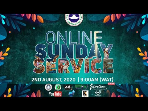 RCCG AUGUST 2ND 2020  PASTOR E.A ADEBOYE SPECIAL SERVICE