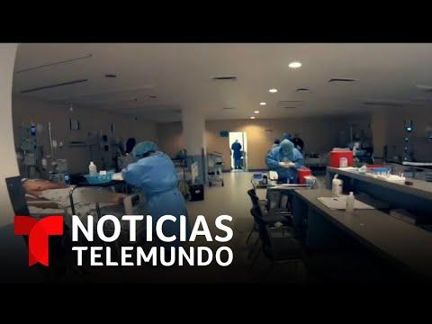 El personal médico, los verdaderos héroes de 2020 | Noticias Telemundo