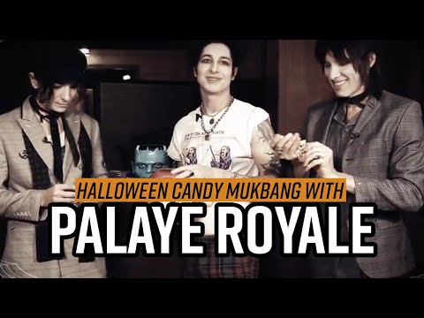 Halloween Candy Mukbang With Palaye Royale | Hot Topic - UCTEq5A8x1dZwt5SEYEN58Uw