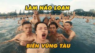 Jump With Passion Day 1-Cả đám làm Loạn biển Vũng Tàu | Oni Việt Nam