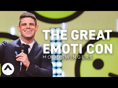 The Key To Controlling Your Emotions  Out Of The Vault  Steven Furtick  Elevation Church