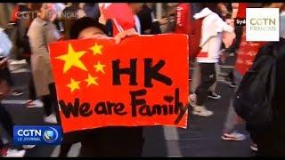 Les Chinois de l'étranger disent