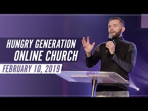 HungryGen Online Experience  February 10, 2019