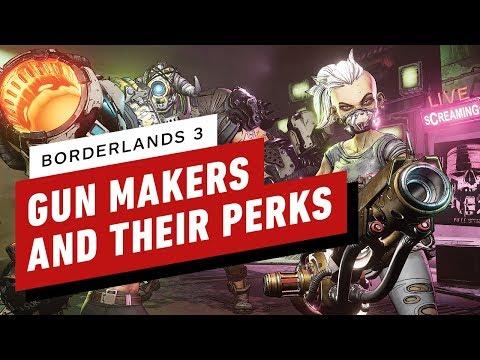 Borderlands 3: Every Gun Maker and Their Perks - UCKy1dAqELo0zrOtPkf0eTMw