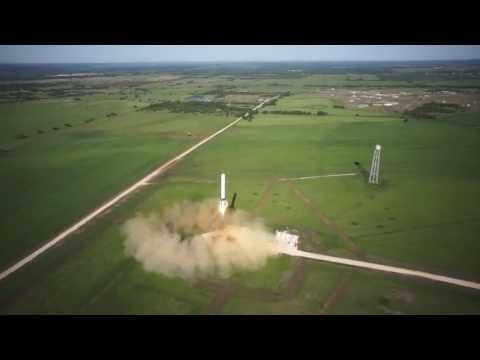 Grasshopper's Big 250 Meter Leap - Drone View | SpaceX Rocket Science Full HD - UCce4aPm1aACILej1cDXFIQw