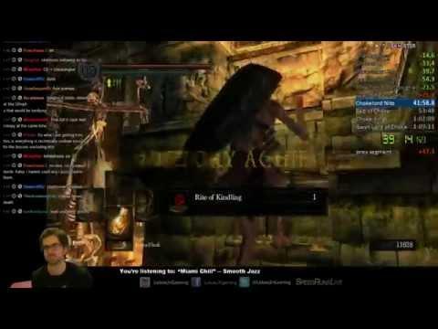 Dark Souls Speedrun Personal Best: 59:49 IGT - UC1B_JfwK3vkhm7VmB-3X_hA
