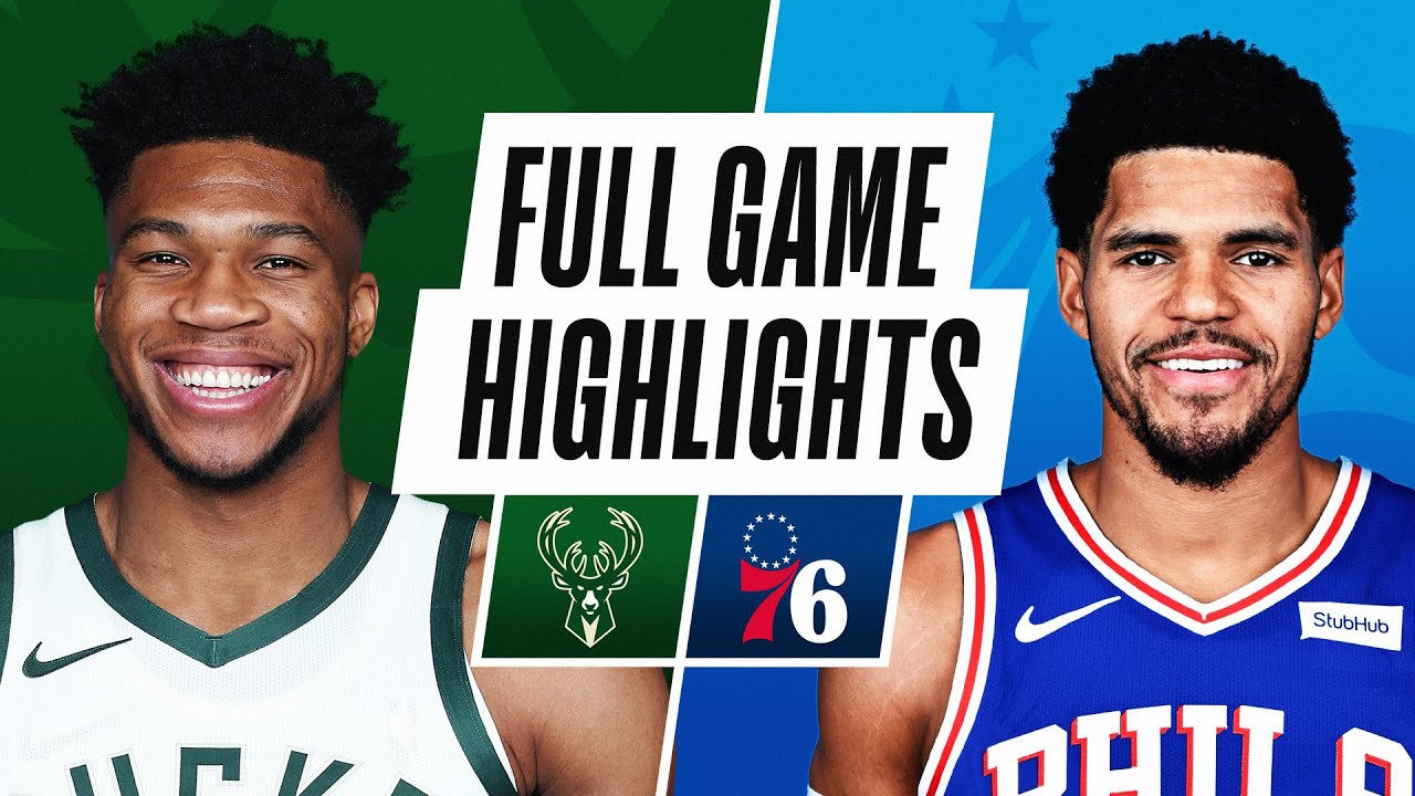BUCKS at 76ERS | FULL GAME HIGHLIGHTS | March 17, 2021