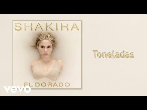 Shakira - Toneladas (Audio) - UCGnjeahCJW1AF34HBmQTJ-Q