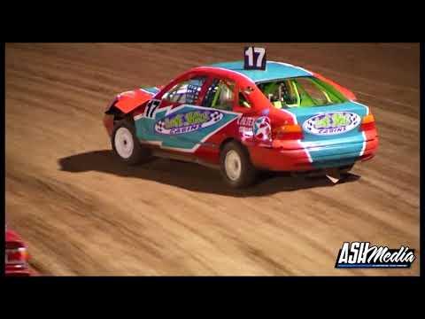 4 Cylinder Sedans: A-Main - Lismore Speedway - 09.02.2013 - dirt track racing video image