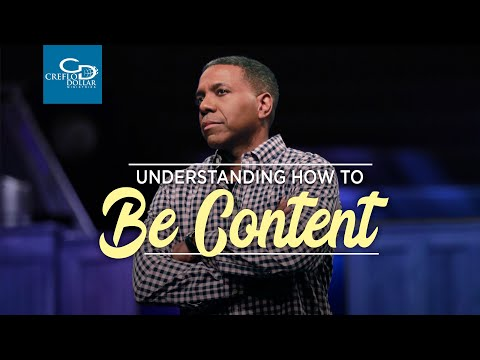 Understanding How to Be Content - Episode 2