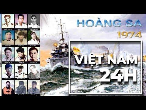 Việt Nam 24 Giờ 18/01/2019: Lần đầu tiên truyền thông Việt Nam nói Trung Quốc cưỡng chiếm Hoàng Sa
