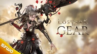 Discovering LOST ARK | Gear & Gearing Up