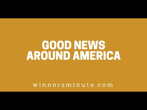 Good News Around America // The Winner's Minute With Mac Hammond