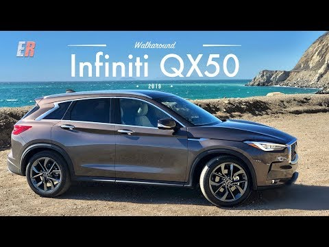 2019 Infiniti QX50 2.0 VCT - First Drive Impressions - UCkvngNmJ_UyvpFwu66QLHHQ