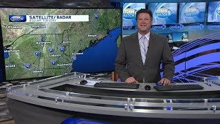 Watch: Sunny, comfortable day