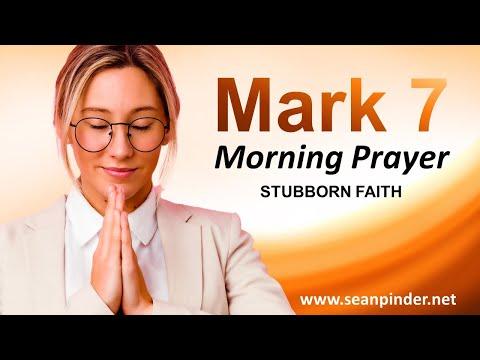 STUBBORN FAITH - Morning Prayer