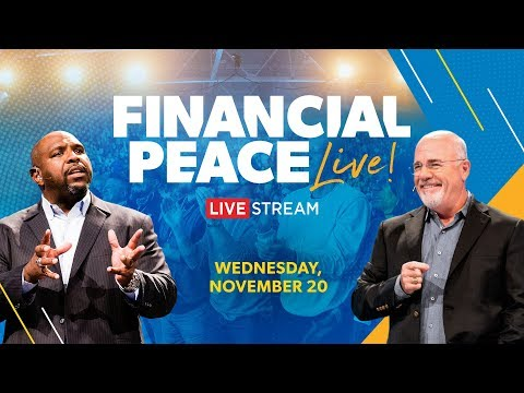 Financial Peace ( Live): Baby Step 2 Explained