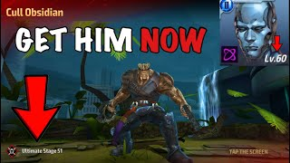 SILVER SURFER IS BEYOND GOD TIER!! 👉 STAGE 60 CORVUS & STAGE 50 CULL OBSIDIAN! Marvel Future Fight