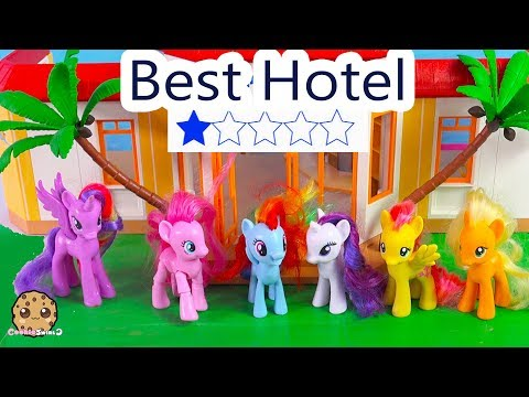 My Little Pony Check Into Best Hotel ?! Worst Rated One Star Reviewed - UCelMeixAOTs2OQAAi9wU8-g