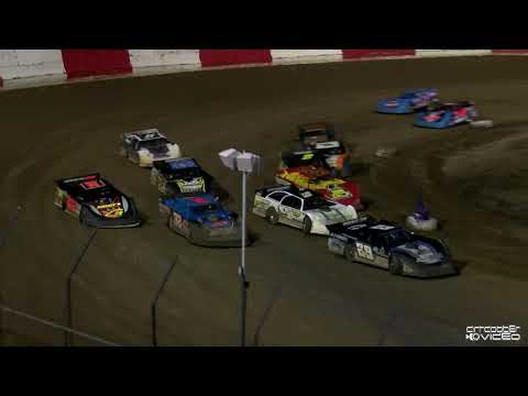 604 Crate Late Models Feature-East Bay Raceway Park 8/7/21 - dirt track racing video image