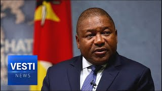Mozambique Meet Moscow: Putin Meets President Nyusi to Talk Business in Africa!