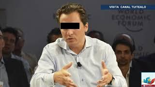 Acusan a Emilio Lozoya de 3 delitos por caso Odebrecht