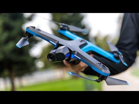 Skydio 2 Autonomous Drone That Never Crashes! - UCiDJtJKMICpb9B1qf7qjEOA