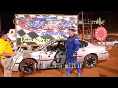 Dixie Speedway 8/27/16 Official Highlights! - dirt track racing video image