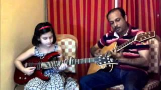 Lakdi Ki Kathi on Guitar by Misti - mnm8 , Pop