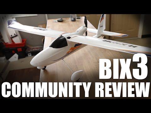 Flite Test | Bix3 Community Review - UC9zTuyWffK9ckEz1216noAw