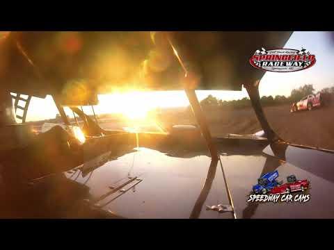 #5JR Noah Ames - Cash Money Late Model - 9-5-2021 Springfield Raceway - In Car Camera - dirt track racing video image