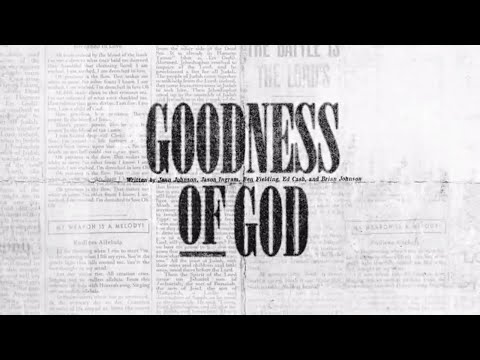Goodness of God (Official Lyric Video) - Bethel Music  VICTORY