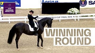 3 IN A ROW! Isabell Werth remains the Queen of Dressage! | FEI Dressage World Cup™FINAL