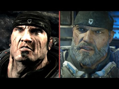Gears of War 2006 vs Gears of War 2016 - UCKy1dAqELo0zrOtPkf0eTMw