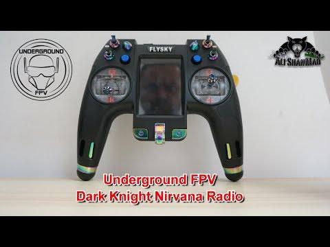 Unboxing Underground FPV FlySky Nirvana Radio - UCsFctXdFnbeoKpLefdEloEQ