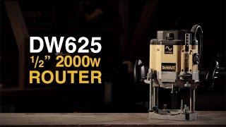 Ülafrees DeWalt DW625E