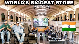 World's Biggest Experience Store | Samsung Opera House, Bangalore with Travelling Paaji