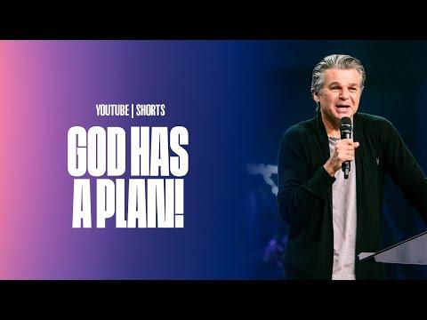 God Has A Plan  Pastor Jentezen Franklin