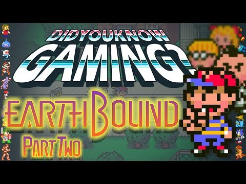 Earthbound on the Wii U Virtual Console: Epic Boss Struggle