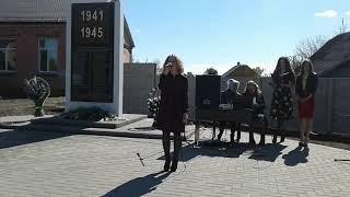 Светлана Ханок - Молитва за Беларусь / Андрейчук Дарья