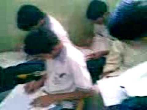 Cheating in Karachi School