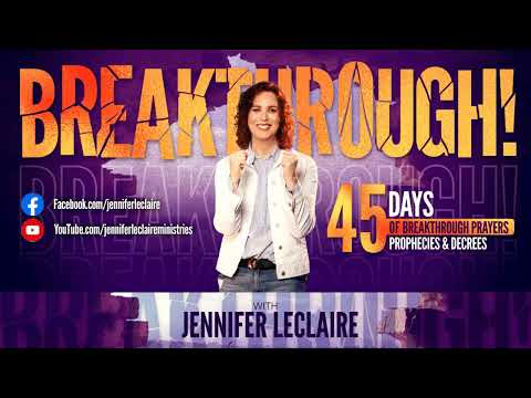 Breakthrough Prayers When You Are at a Breaking Point