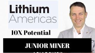 Lithium Stocks Analyzed - Lithium Americas - NYSE: LAC